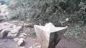 הר מירון - מקיפים את ההר בשביל הפסגה