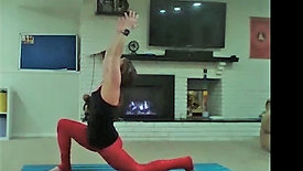 """""""Move From a Place of Love"""" - SPECIAL PROMOTION - 60 min Valentines Vinyasa - Level 2"""