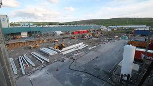 Warburtons Factory Groundworks