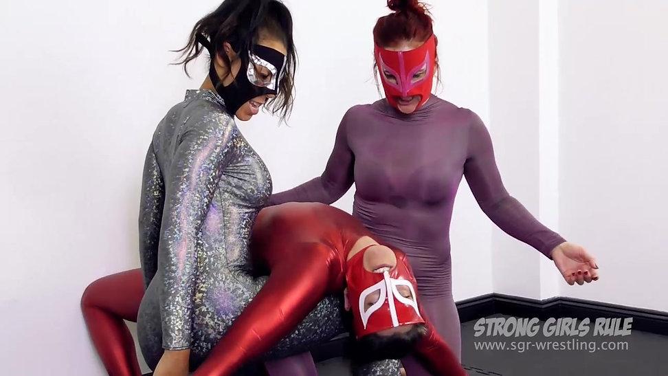 SGR0216 Neck Snap Annihilation - Laken Fire, Scorpion, Mistress Tahlia