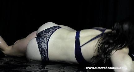 SOS0114 Dark & Intense - Kali takes her