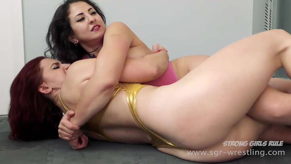 SGR0152 Gia Love vs Scorpion - Test of Strength