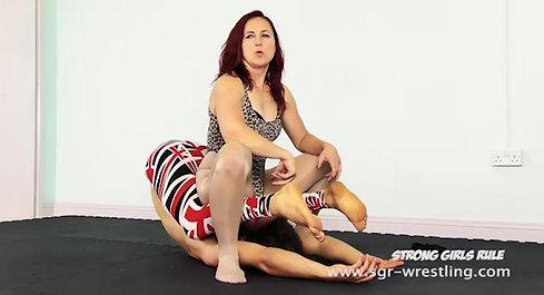 SGR0144 Bend Him Stretch Him Break Him Scorpion in Action