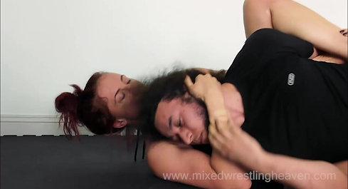 MWH0050 Competitive Smothers Match - Scorpion vs Judoka