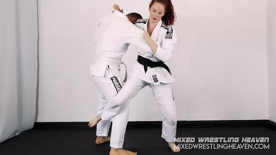 MWH0090 Inferno - Judo Throws and Foot Domination