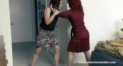SOS0113 Andrea Rosu vs Scorpion - Wife vs Mistress
