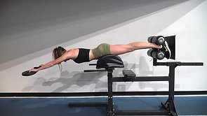 GHD Plank:Breastroke