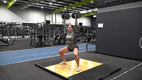 DB Snatch Balance