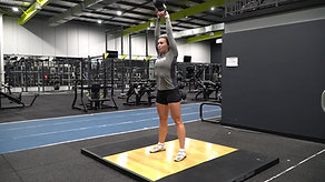 Kettlebell or DB Swing