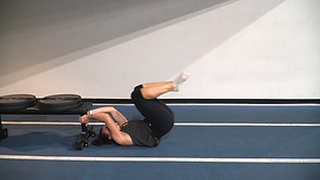 Vaulter Abs IV (Leg Shoot Outs)