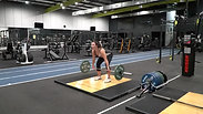 High Pull From Floor