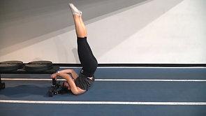 Vaulter Abs VI (Hip Hike Shoots)