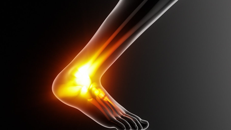 Ankle/Foot Rehabilitation
