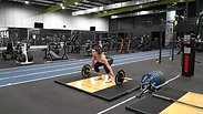 Snatch Pull From Floor