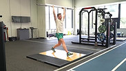 Push Front Lunge (Front Press)