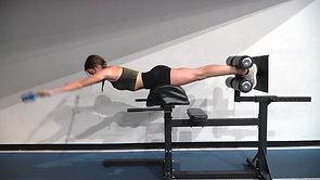 GHD Plank Swing Bar