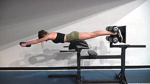 GHD Overhead Plank