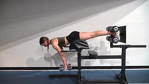 GHD Plank:Row