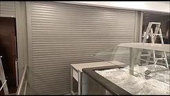 Internal Aluminium Roller Shutter