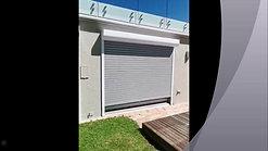 Aluminium Roller Shutter - Mosquito Profile