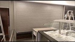 Aluminium Roller Shutter - Varsity Kitchen