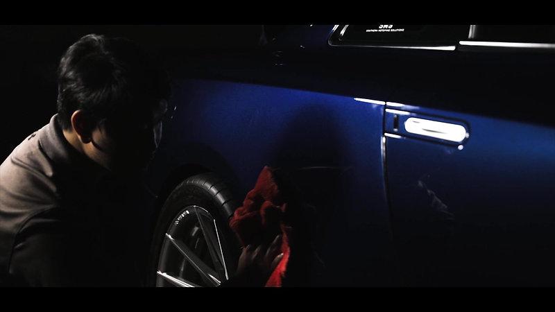 Nissan GTR Brila Coating STEK film