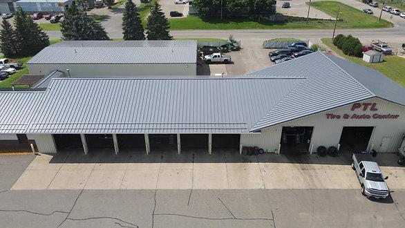 PTL Metal Roof