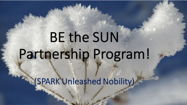 BE the SUN Partnership Program Previews