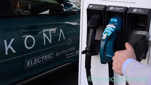 Elektrisch rijden HyundaiBlondie