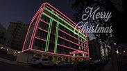 Holiday Inn Express Condado | Hotel Light Up