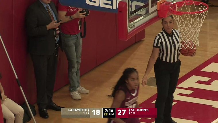 Play-by-Play: Women's Basketball (ESPN3)