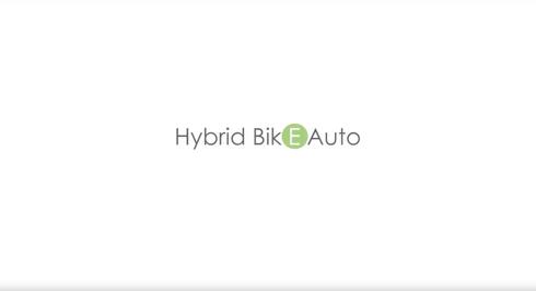 Hybrid Bik-E Auto