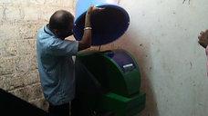 Compost Hut - Raw Video
