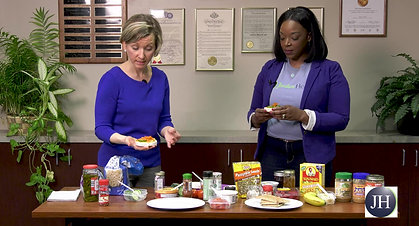 JHM- National Nutrition Month