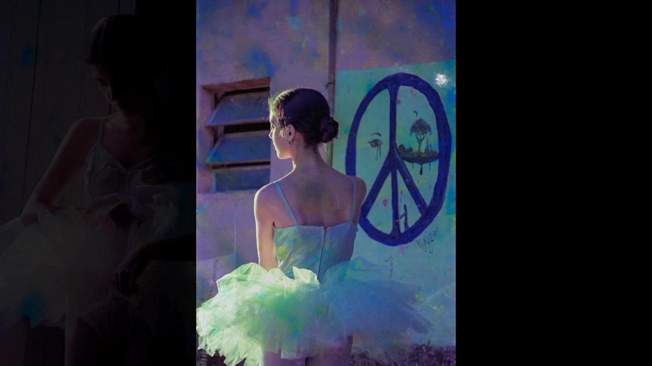 il sogno di una ballerina