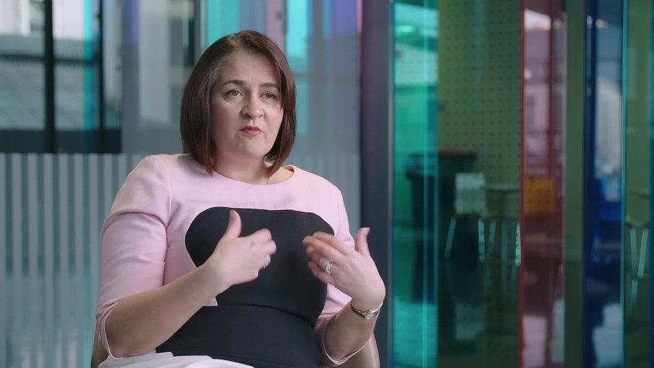 Jolie Hodson - Biggest Leadership Challenge