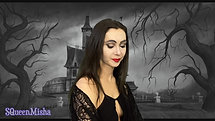 Mesmerized by Morticia