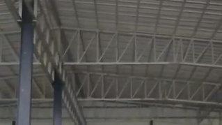 โกดังสำเร็จรูป 60x30x8 เมตร