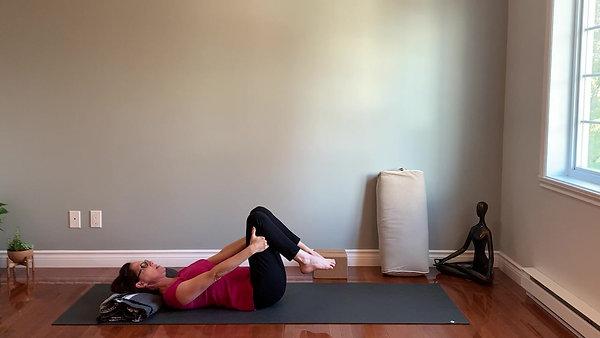 Mobilité: douce série pour le dos