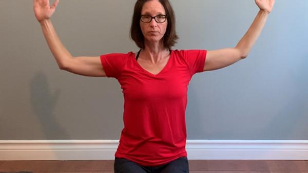 Mobilité: Épaules et poignets