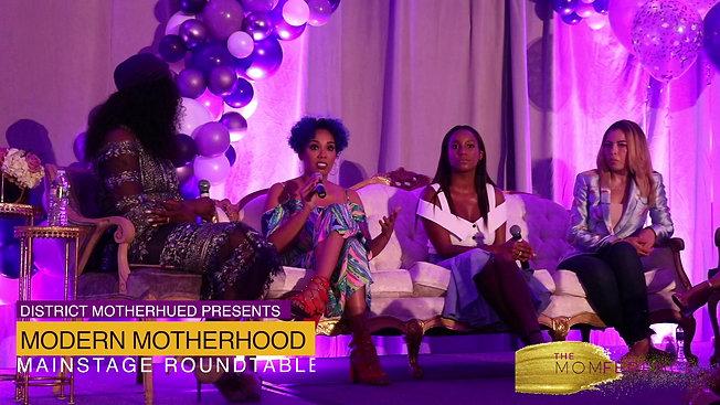 """Jamilah Lemieux """"Modern motherhood is.."""""""