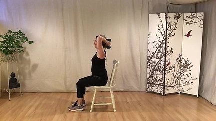 Chair Muscle Conditioning 2 to Music