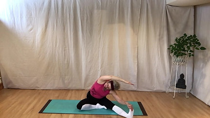 Yoga Stretch with Music 1