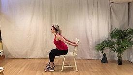 Chair Stretch 1