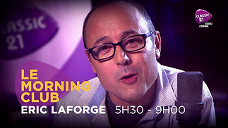RTBF - Le Morning Club - Classic 21