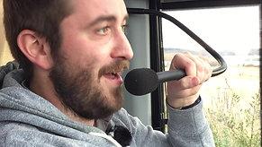 FOREM/NRJ - Formation de chauffeur de Bus avec Marco
