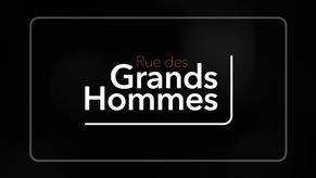 Rue des Grands Hommes - Rixensart