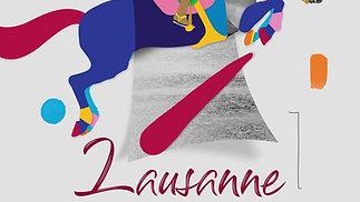 Longines Masters Lausanne 2019 - Affiche Digitale Métro