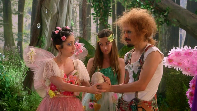 Fairy Stories Sample Episode