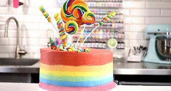 The Cake Lady Digital Clip